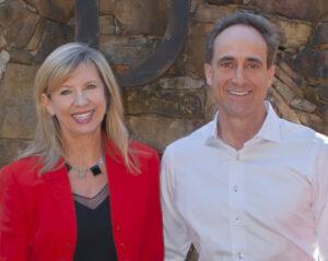 Lisa and Jason Bernstein
